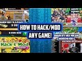 How to download any game free and hacked [NO ROOT] IN 2017