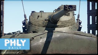 ABSOLUTE MASSACRE | The Deadliest SHERMAN (War Thunder Tanks Gameplay)