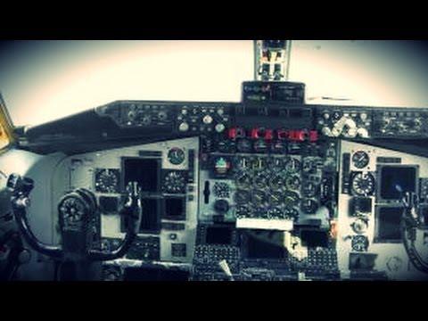 Inside the Boeing OC-135B Open Skies