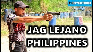 Jag Lejano, Competition Shooter Philippines S4, Vlog12