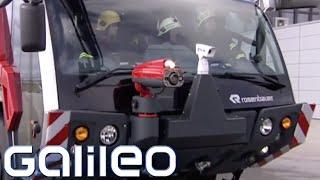 Top 4 außergewöhnliche Maschinen | Galileo