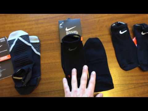 speed-review-&-comparison:-nike-dri-fit-socks;-elite,-performance-no-show-under-armor-heatgear