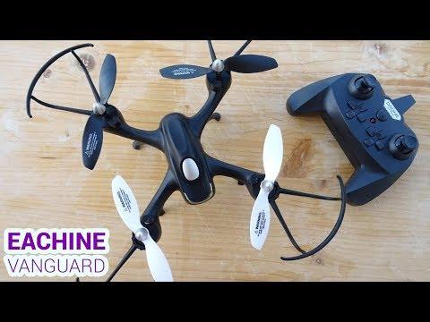 Fiyat Performans Canavarı Drone: Eachine Vanguard (İlk Defa Drone Uçuracaklar İçin İdeal)
