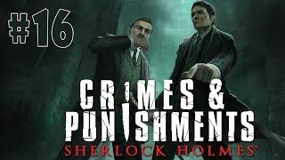 Sherlock Holmes: Crimes and Punishments - Walkthrough - Part 16 - Blood Bath Case (PC) [HD]