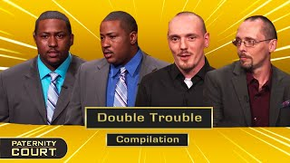 Double Trouble: Twins On Paternity Court (Compilation)   Paternity Court