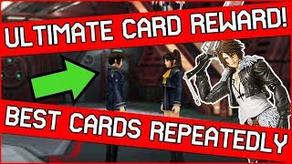 Easy Farming of the BEST RARE CARDS in Final Fantasy 8 Remastered