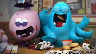 Funny Animated Cartoon | Spookiz | Hypnosis | 스푸키즈 | Cartoon For Children