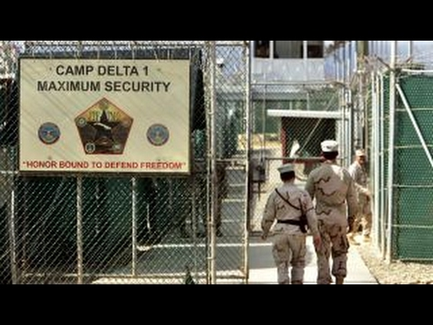 President Trump considers Guantanamo Bay expansion