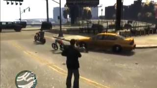Grand Theft Auto IV PS3 - Moj prvi gameplay na playstation 3