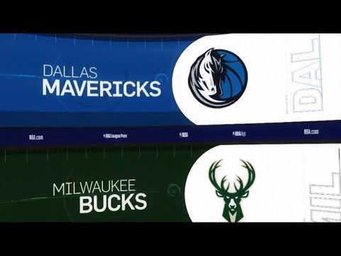 Milwaukee Bucks vs Dallas Mavericks Game Recap | 1/21/19 | NBA