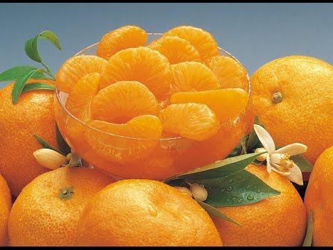 VIDECA. Spanish mandarin orange segments