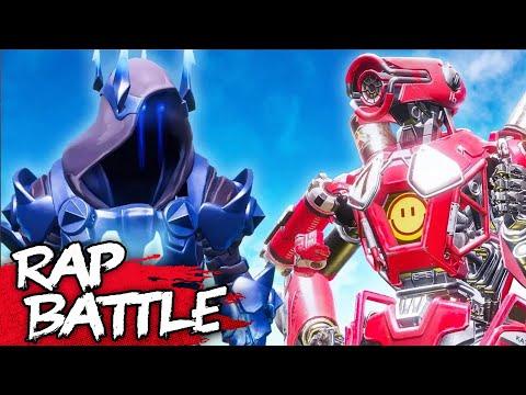 Apex Legends Vs Fortnite Rap Battle W/ FabvL | #NerdOut