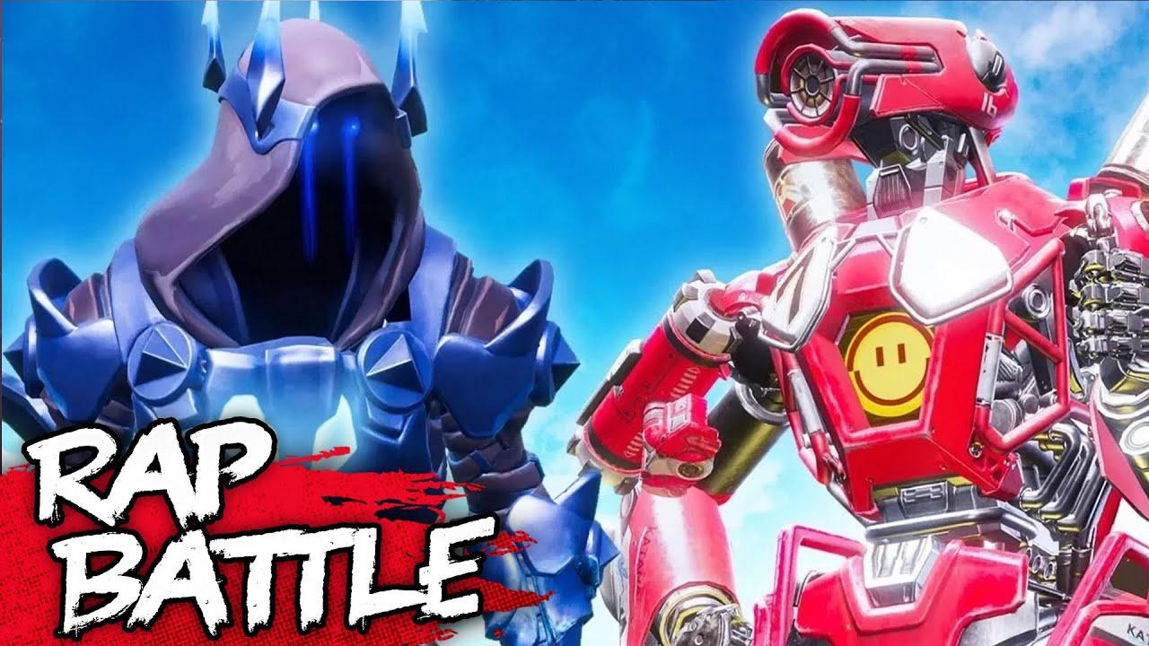 Apex Legends Vs Fortnite Rap Battle W Fabvl Nerdout - fortnite nerd out roblox id