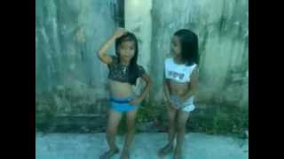 Little Miss Libas (Dayding vs. Inday) Pageant part