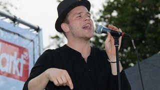 Olly Murs live & Autogrammstunde 06.08.2013 @ Pasing Arcaden, München