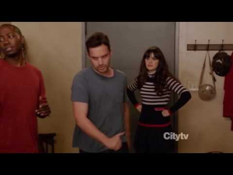 New Girl: Nick & Jess 1x12 #3 (Nick: What did you do, Jess?)
