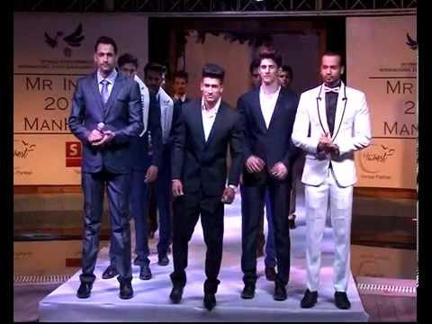 Mr India 2015 Manhunt
