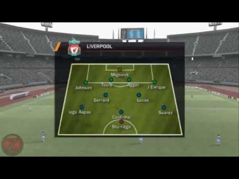 Fifa 14 PS2 Gameplay *HD* 1080P