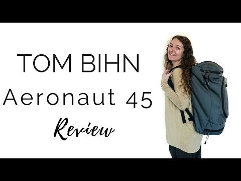 Tom Bihn Aeronaut 45 | Minimalist Backpack Review