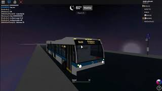 MTA Transit ROBLOX EXCLUSIVE!: 2012 Novabus LFSA [1216] Bx32 Bus