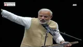 There Is No Good Or Bad Terrorism PM Narendra Modi