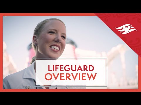 Lifeguard Overview - Disney Cruise Line Jobs