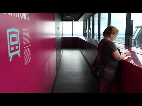 Place Ville Marie Observatory Tour and Elevator Ride in Montreal, QC