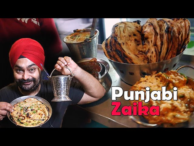Veg food review of Punjabi Zaika, Rani Bagh, New Delhi