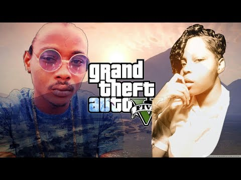 GTA V Ps4 Me and the home girl with sudz also(Interactive Streamer) mission and many more