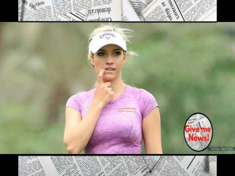La Golfista Paige Spiranac Se Une A Víctimas De Hackeo