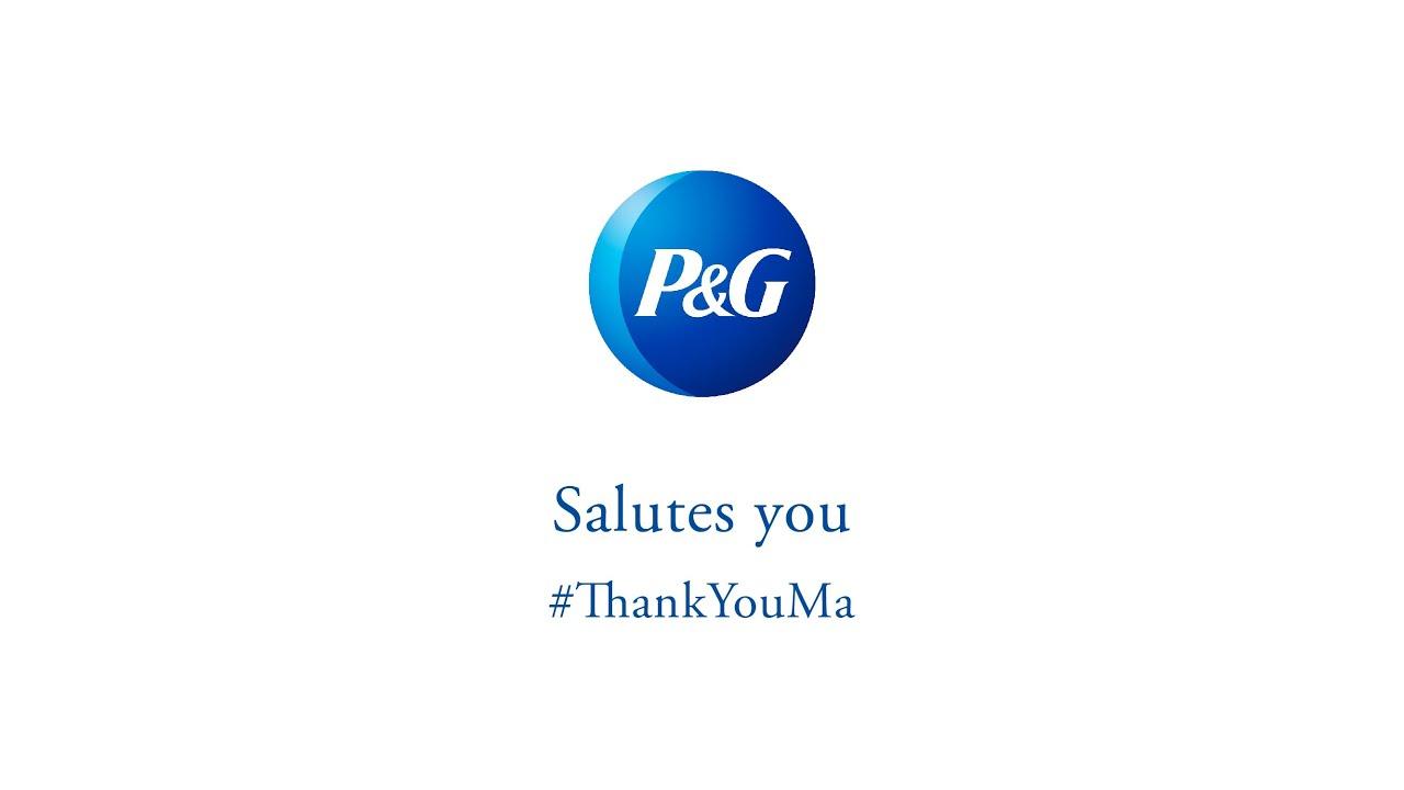 P&G: #ThankYouMa