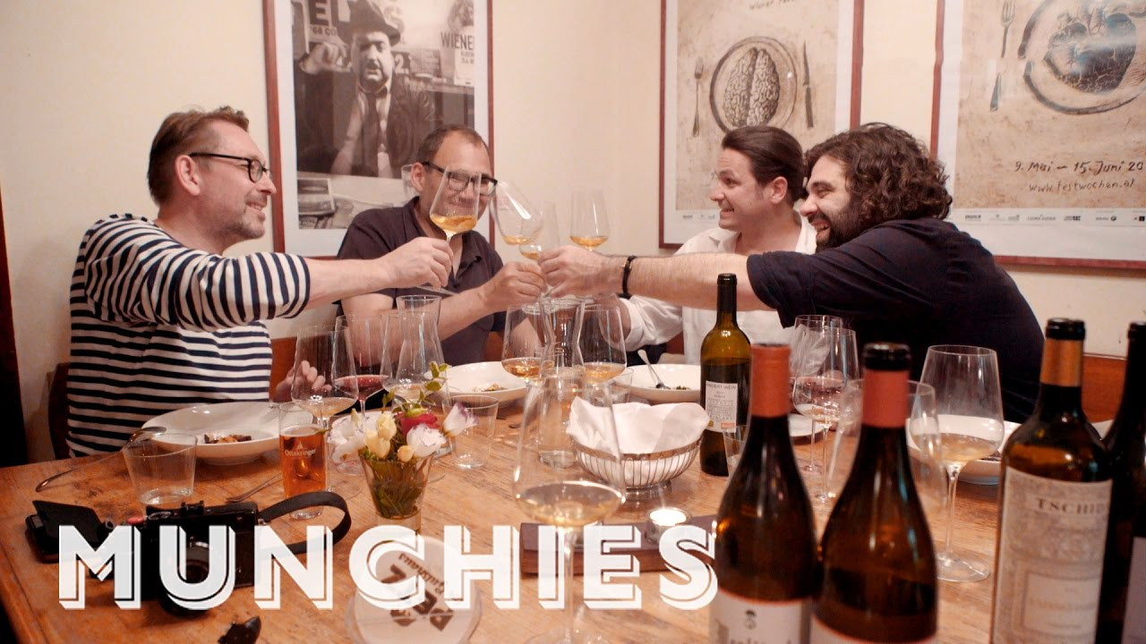 Chef's Night Out in Vienna with Konstantin Filippou