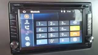 2004 Nissan Titan Android Stereo demo