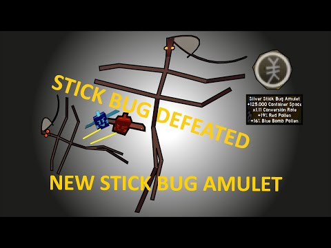 Download How To Get Translator Gifted Stick Bug Talks Bronze Amulet - roblox bee swarm simulator tips