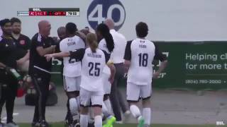 Goal Dos Santos Fury FC