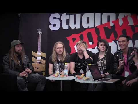 StudioAMB - Sweden Rock Festival 2017 - Art Nation