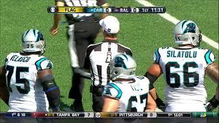 Carolina Panthers vs. Baltimore Ravens 09/28/2014