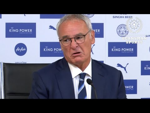 Leicester 0-0 Arsenal - Claudio Ranieri Full Post Match Press Conference