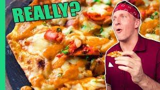 Video Deadly Indian Pizza in New Delhi, India! Plus the CRAZIEST Pizzas around Asia! download MP3, 3GP, MP4, WEBM, AVI, FLV November 2018