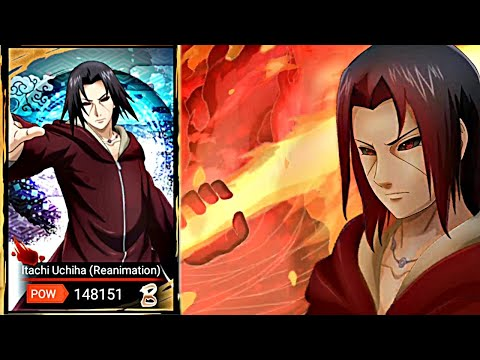 NxB NV: Itachi (Edo Tensei) Gameplay | Roundup Mission & Attack Mission