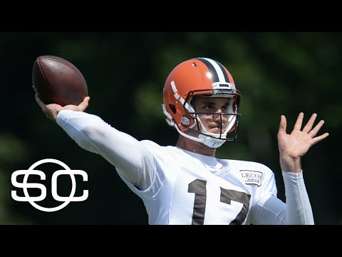 Should Browns cut Brock Osweiler? | SportsCenter | ESPN