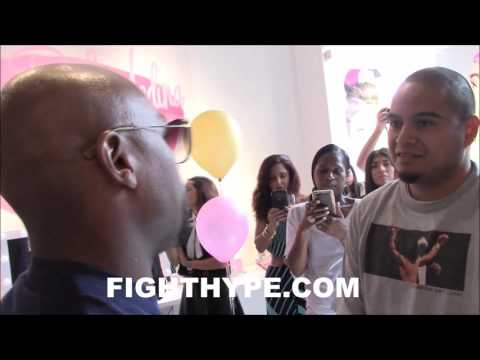 "FLOYD MAYWEATHER CALLS DON KING & BOB ARUM ""THIEVES""; EXPLAINS AL HAYMON DIFFERENCE & INVESTMENTS"