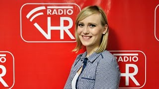 Franziska im Interview bei Radio VHR