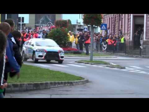 BCR Leasing Rally Team & Colina Motorsport - Raliul Harghitei 2014