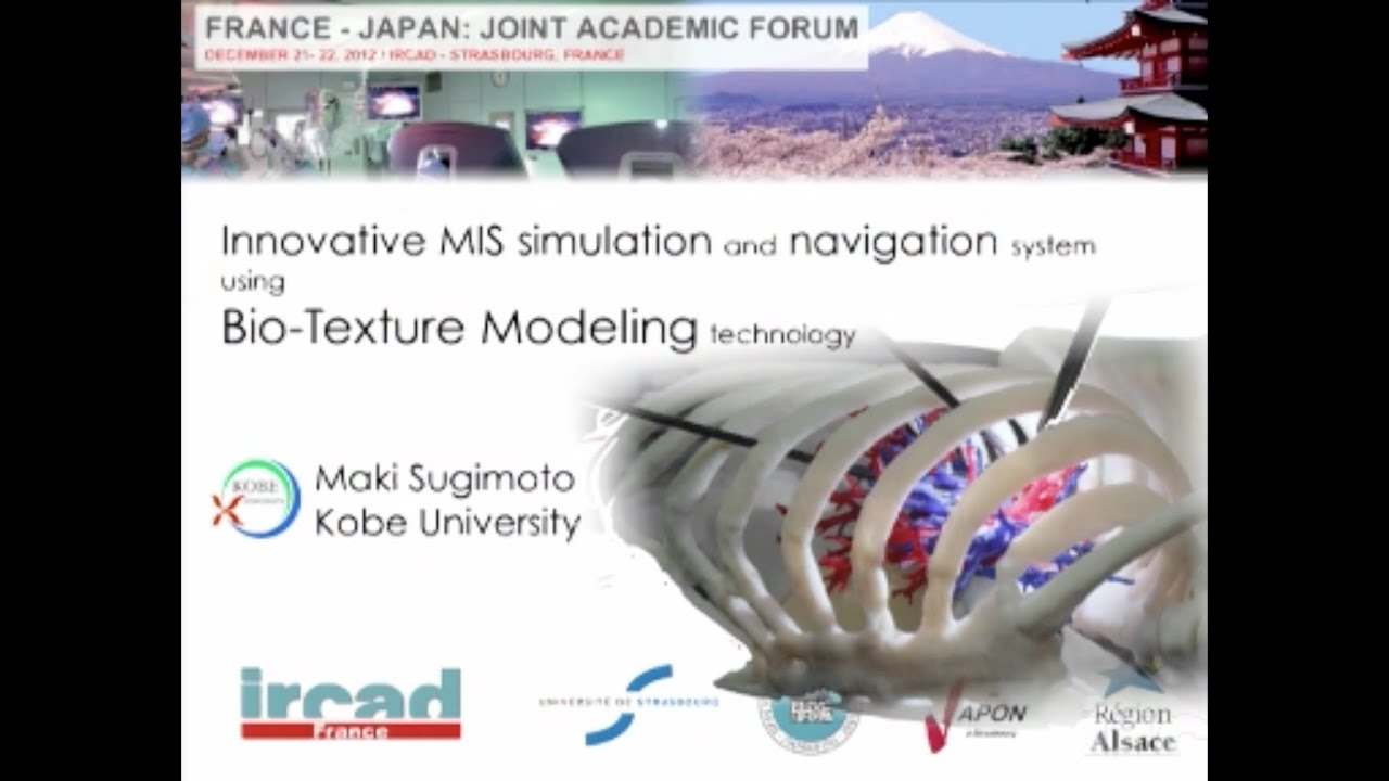 innovative mis simulation and navigation system using bio texture innovative mis simulation and navigation system using bio texture modeling technology