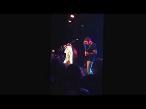 Nico vega performing fury oh fury live at the roxy in Hollywood
