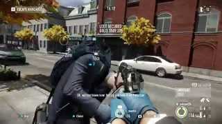 Payday 2 Crimewave Edition - Bank Heist Gold Deathwish Stealth (PS4 GAMEPLAY )