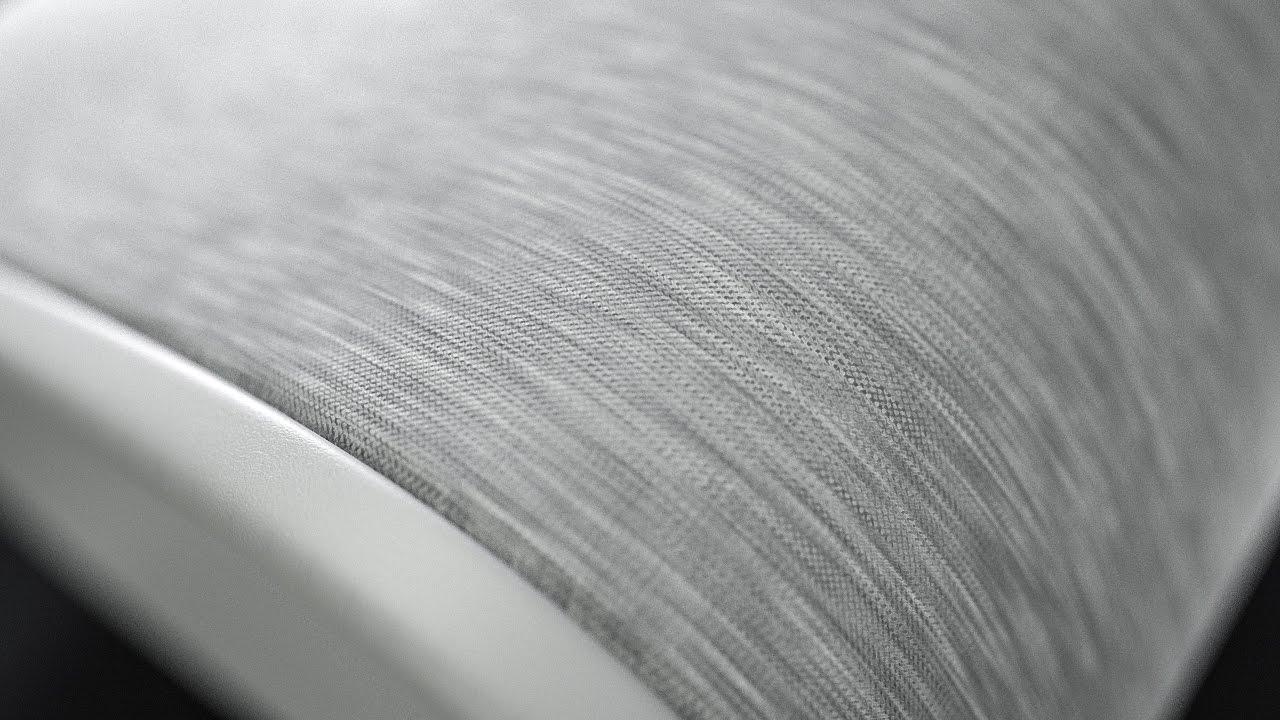 KeyShot Material Study: Fabric (Google Daydream VR)