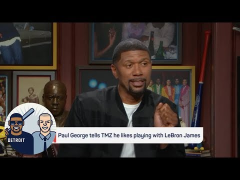 Jalen Rose: If LeBron and George want to play together, it's going to happen | Jalen & Jacoby | ESPN