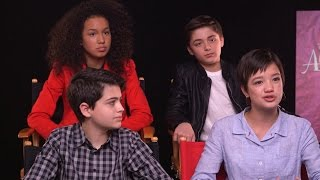 The Cast Of Disney Channel's Andi Mack SPILL On Their Characters & Talk Plot Twist Reactions